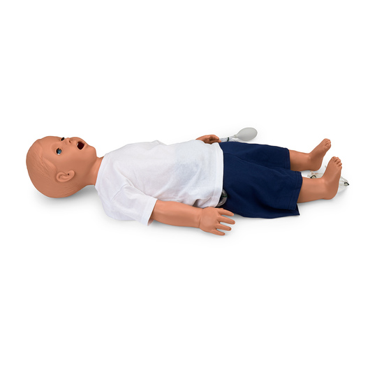 Gaumard® Multipurpose Patient Care and CPR Pediatric Simulator - 1-Year-Old Manikin - Medium