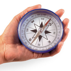 Large Compass
