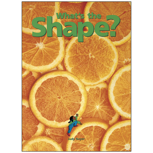Early Math Big Book - What's the Shape?