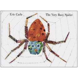 Eric Carle's The Very Busy Spider Book