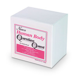 Human Body Question Quest Card Set