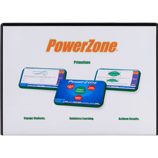 PowerZone Teacher's CD-ROM Toolkit