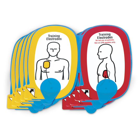 Medtronic Physio Control AED Training Electrodes Adhesive Pads SB34784|Nasco