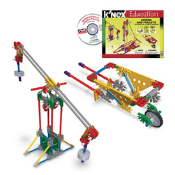 K'NEX® Education Intro to Simple Machines: Levers and Pulleys Set