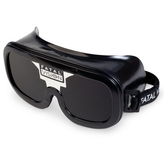 Fatal Vision® White Label Shaded Goggles