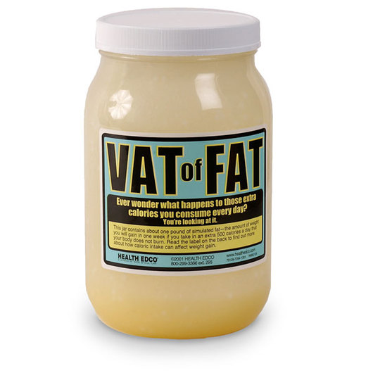 Vat of Fat - 4-1/2 x 7-1/2