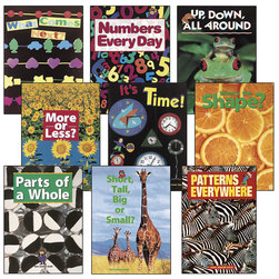 Early Math Big Book Collection #1