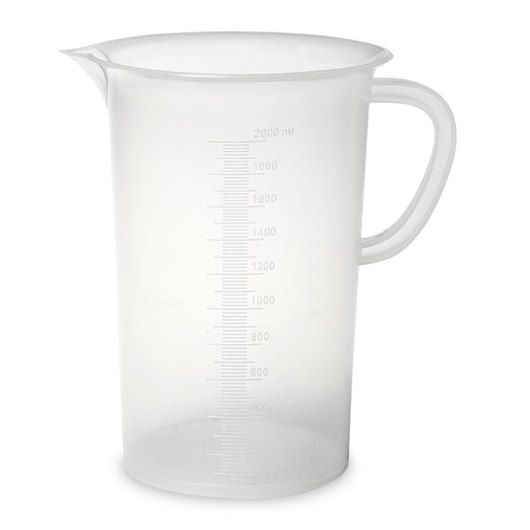 Plastic Beaker - 2,000 ml