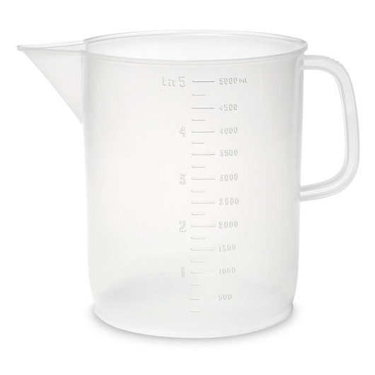 Plastic Beaker - 5,000 ml