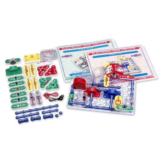 Snap Circuits® Classic 300-Experiment Educational Kit