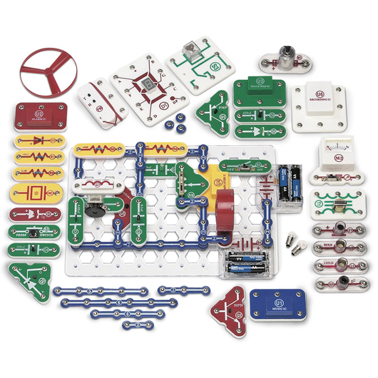 Snap Circuits® Classic 500-Experiment Educational Kit