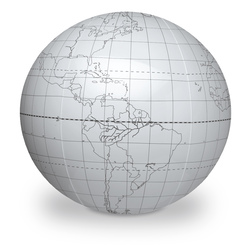 Clever Catch Writable Globe