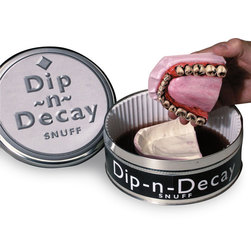 Dip-n-Decay Model