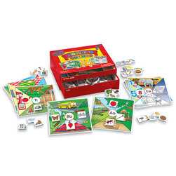Phonics Center Kit, Beginning Sounds