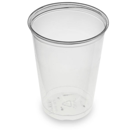 Cup, Plastic, Clear, 10 oz.