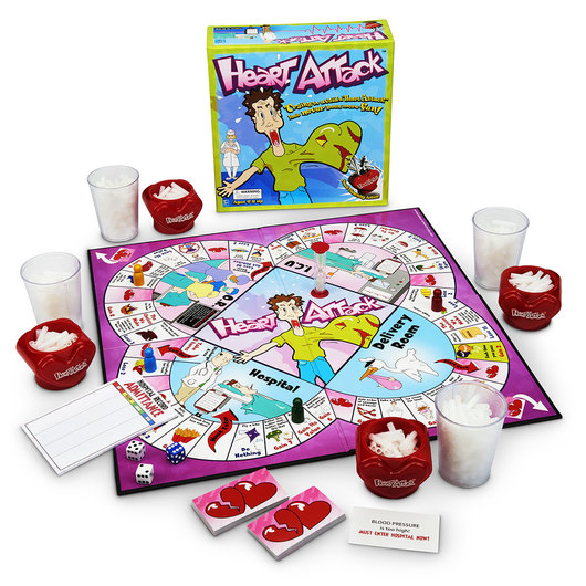 Heart Attack™ Board Game