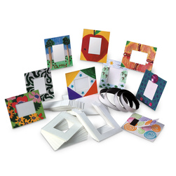 COVER-it Photo Frame Kit with Magnet