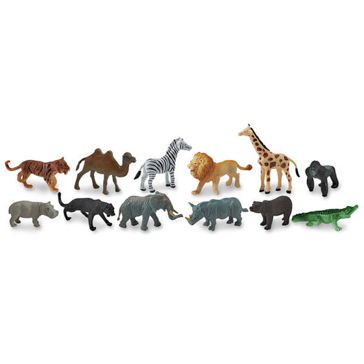 Jungle Animals Super Set