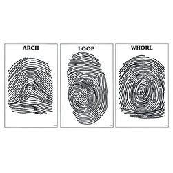 Nasco Fingerprint Posters