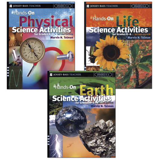 Hands-On Science Activities Complete Set