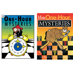 OneHour Mystery Books
