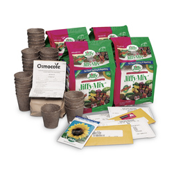 Jiffy Seed Starting Kit