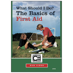 What Should I Do? The Basics of First Aid DVD