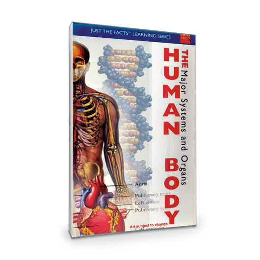 Just the Facts: The Human Body DVDs - Set of 3