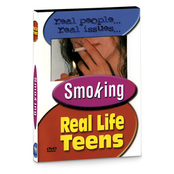 Real Life Teens: Smoking - DVD