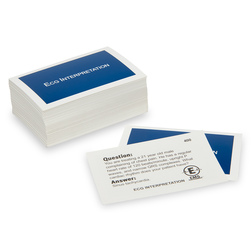 EMS CHALLENGE Supplemental Cards - ECG Interpretation
