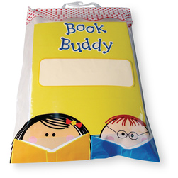 Book Buddy Bags - Pkg. of 5
