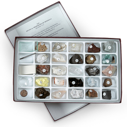 Physical Properties of Minerals Collection