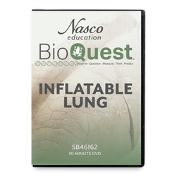 BioQuest Inflatable Lungs Teacher Instructional DVD