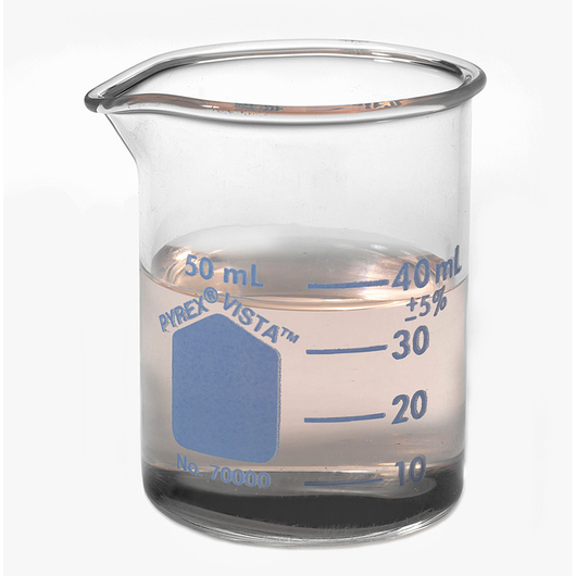 PYREX® VISTA™ Glass Beaker - 50 ml