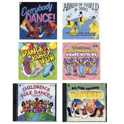 Dance to the Music CD Collection