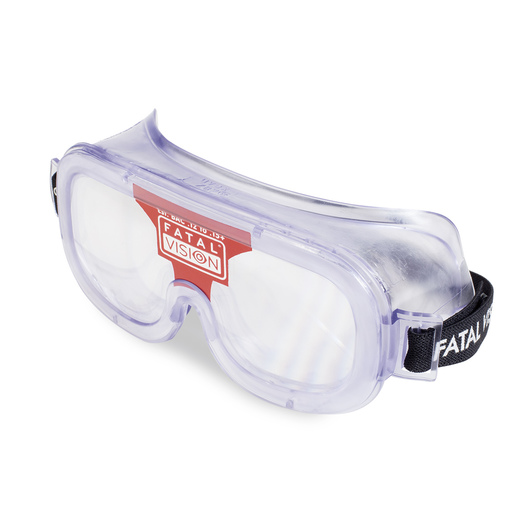 Fatal Vision® Red Label Goggles - Clear Goggles