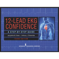 12-Lead EKG Confidence Book