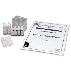 Genetics of Blood Types Kit