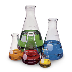 CORNING PYREX® Erlenmeyer Flask Set