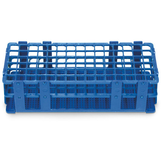 Dynalon® Wet/Dry Test Tube Rack - For Tubes Up to 13 mm