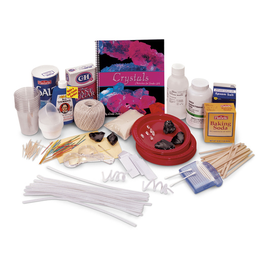 Nasco Crystal Growing Kit