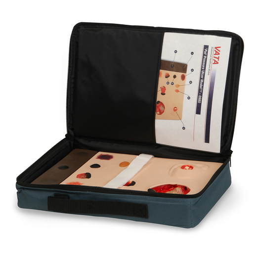 Carry/Storage Case for <q>Pat</q> Pressure Ulcer Model™