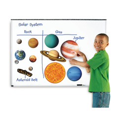Giant Magnetic Solar System