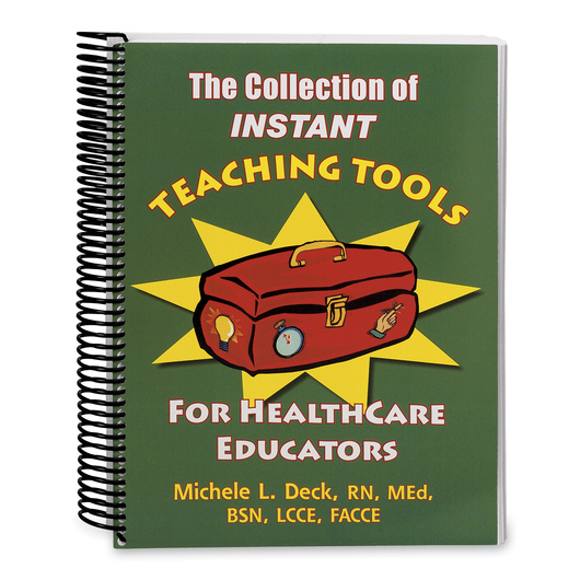 The Collection of Instant Teaching Tools for Healthcare Educators