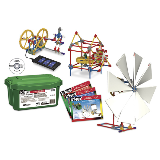 K'NEX® Education Renewable Energy Set