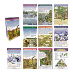 NewPath Learning® Biomes Flip Chart Set