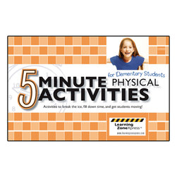 5-Minute Physical Activities Book