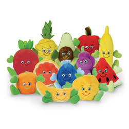 Fruit Garden Plush Beanbag Heroes