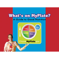 Slim Goodbody Presents What's on MyPlate? - A Guide to Good Nutrition DVD