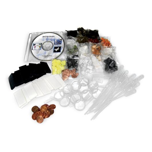Many Mini Minerals - Teacher Kit